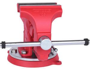 KS Tools Schraubstock mit Rundteller, 125 mm (914.0030)