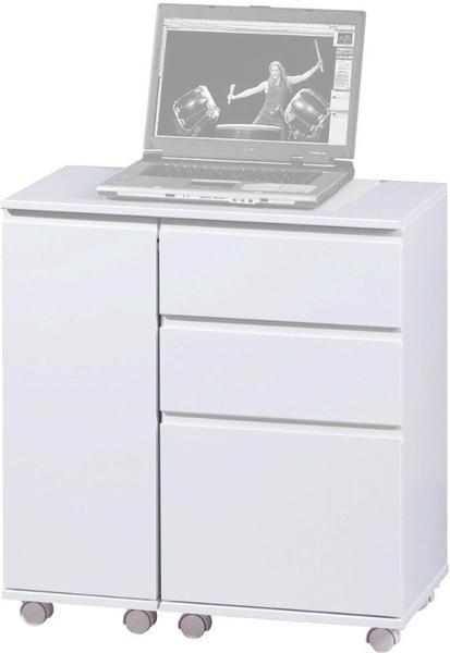 Inter Link Laptop-Office weiß