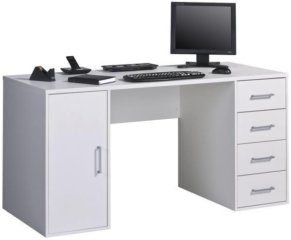 Maja Schreibtisch Alex Weiß