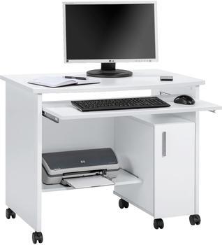 Maja Schreib- und Computertisch (4035) Icy weiß