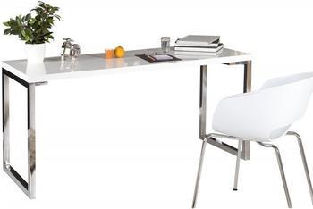 Invicta Schreibtisch White Desk 160x60cm