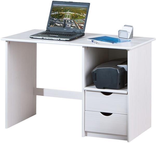Interlink Schreibtisch Sinus weiß