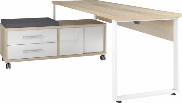 Maja Schreibtisch Set+ 1673 beige