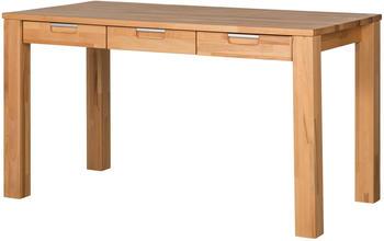 MCA Furniture Schreibtisch Cento mit 3 Schubkästen