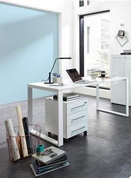 Germania Büro-Set »GW-Monteria«, (Set, 2-tlg) weiß