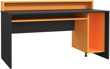 Forte Tezaur (212B3) Schwarz/Orange