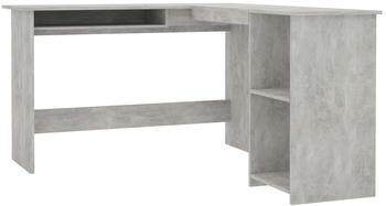 vidaXL Chipboard Concrete Grey