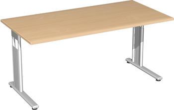 Geramöbel Flex buche rechteckig (S-617103-BS)