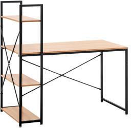 Fromm & Starck Schreibtisch mit Regal 120x60cm (STAR_LDS_05)
