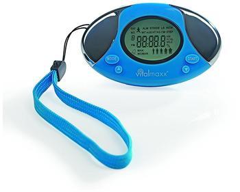 Vitalmaxx Schrittzähler mit Fettanalyse Körperfettmessung Kalorienverbrauch