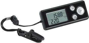 Newgen Medicals Fitness-Tracker FT-110.3D, Schrittzähler mit 3D-Sensor