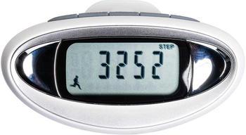 K&R Schrittzähler Body Escort mit BMI und Körperfettanzeige