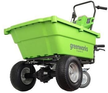 Greenworks Schubkarre Akku 40 V 106 l