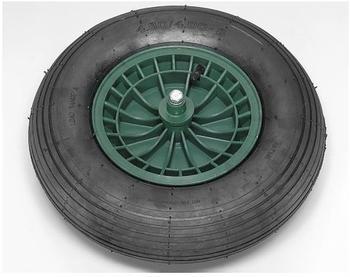 Brema Schiebkarren-Rad mit Kunststoff-Felge (140980)
