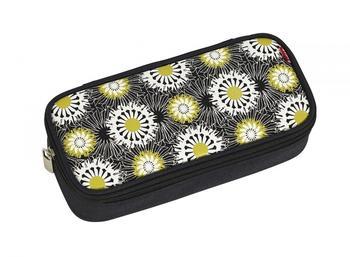 4YOU Pencil Case mit Geodreieck rave couture