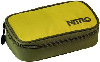 Nitro Pencil Case XL golden mud