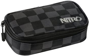 Nitro Pencil Case XL black checker