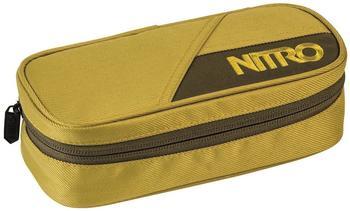 Nitro Pencil Case golden mud