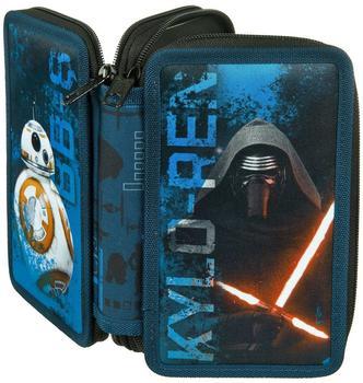 Undercover Double Decker Pencil Case Star Wars (SWMK0430)