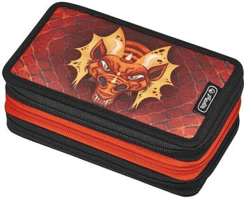 Herlitz Triple Etui 31-tlg. Dragon