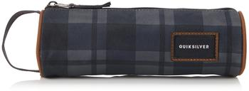 Quiksilver Pencil Case bp plaid tarmac (kta9)