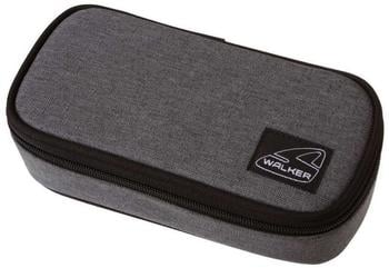 Walker Pencil Box Classic Grey Melange