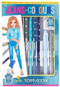 DEPESCHE Topmodel Stifte Set Jeans
