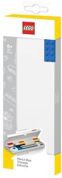 IDENA LEGO Stifte-Box blau