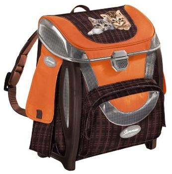 Samsonite Sammies Optilight Schulranzen Cats