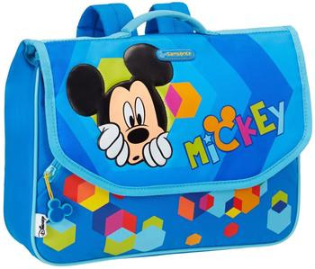 Samsonite Disney Wonder Schoolbag S Mickey Spectrum