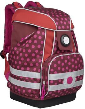 Lässig 4Kids School Bag Dotty Red