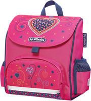 Herlitz Mini Soft Bag Pink Hearts