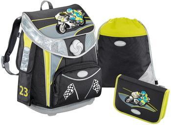 Samsonite Sammies Premium Plus Schulranzen Motorbike