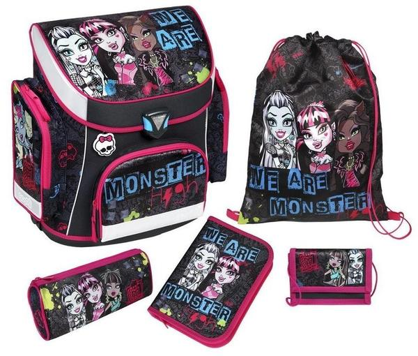 Undercover Scooli Campus Monster High (MHCP8251)