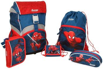 SAMMIES BY SAMSONITE Ergonomic 5tlg. Marvel Spiderman