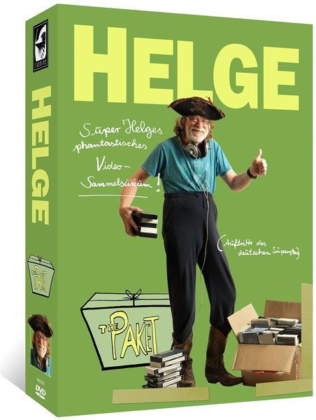 Helge - The Paket (Limitierte Erstauflage) [DVD]