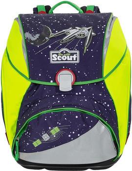 Scout Alpha 4tlg. Space mit Sporttasche
