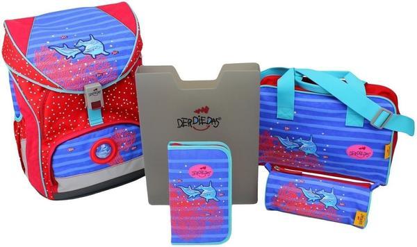 DerDieDas ErgoFlex XL Dolphin
