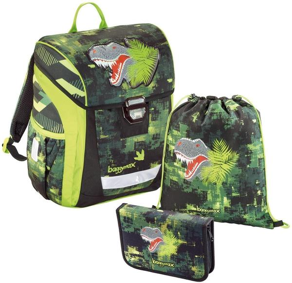 Baggymax Trikky Green Dino
