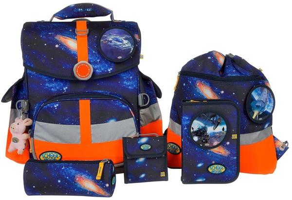 School-Mood Timeless Galaxy Space Craft (3301)