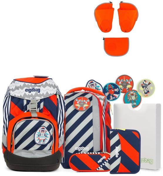 ergobag Pack Bär2-D2 7tlg. inkl. Seitentaschen orange