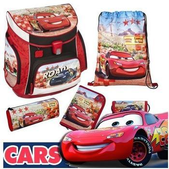 Undercover Scooli Campus Disney Cars (CAGR8252)