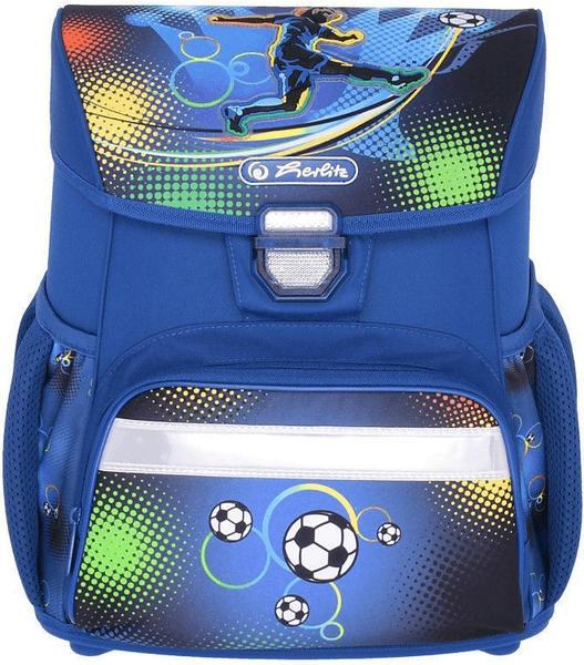 Herlitz Loop Plus Soccer Blue