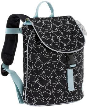 laessig-4kids-mini-duffle-backpack-spooky-black