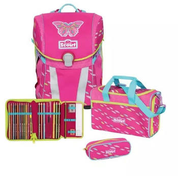 Scout Sunny Set Pink Butterfly