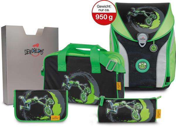 DerDieDas ErgoFlex MAX BMX Ride
