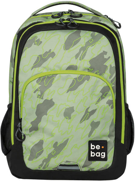 Herlitz be.bag be.ready Abstract Camouflage