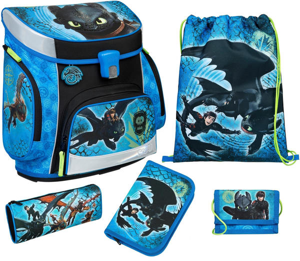 Undercover Scooli Campus Fit Pro Dragons