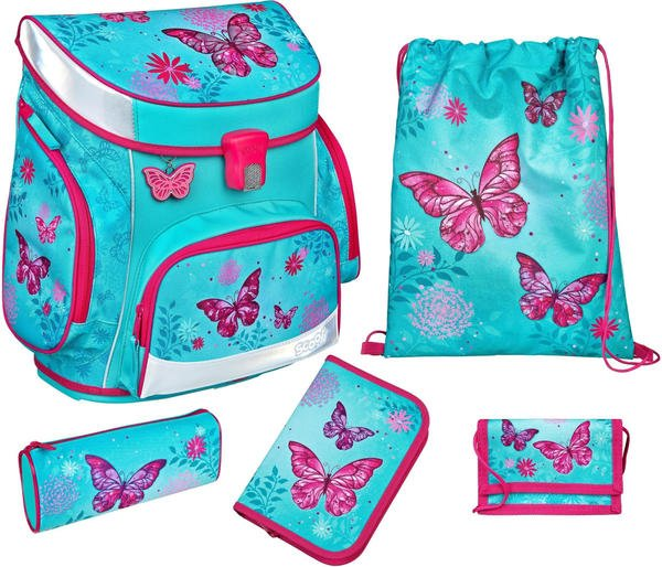 Undercover Scooli Campus Fit Pro Butterfly