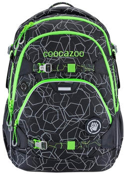 Coocazoo ScaleRale Laserreflect Solar Green